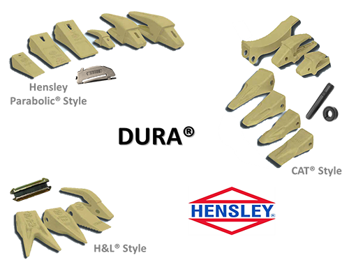 hensley dura teeth